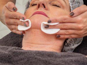 Salon me time - gelaatsverzorging